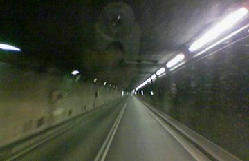 tunnel naar italië