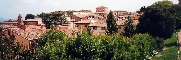 vinci dorp italie